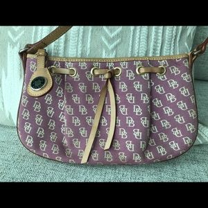 Dooney and Bourke Signature purse